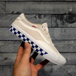 Vans TNT PROTOTYPE Checker Men's Skate Shoes 7